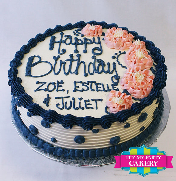 Buttercream Cakes - It'z My Party Cakery - 16
