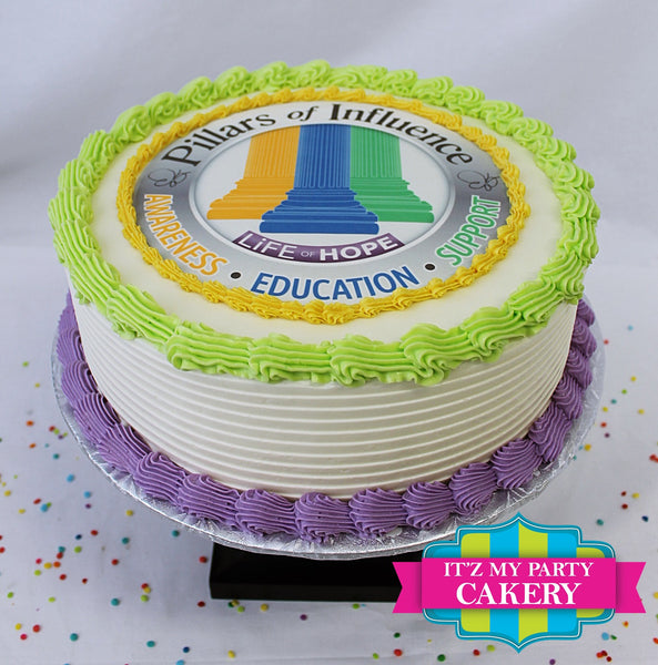 Buttercream Cakes - It'z My Party Cakery - 18