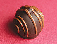 Chocolate Mocha Truffle - It'z My Party Cakery