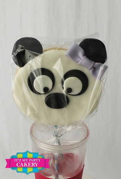 Panda Head RKTreats - It'z My Party Cakery - 1
