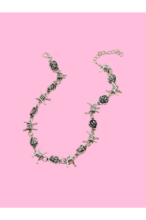 Rose and Thorns Choker