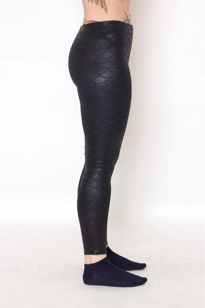Dark Mermaid Leggings