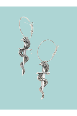 Venomous Earrings