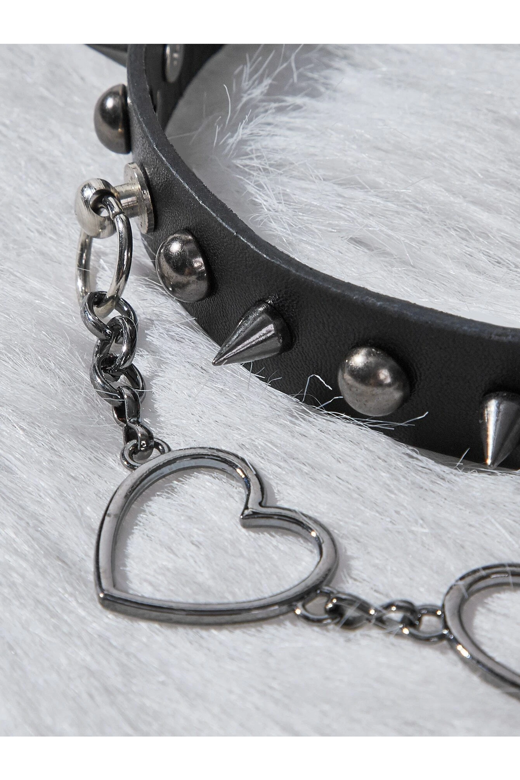 Rebel At Heart Choker