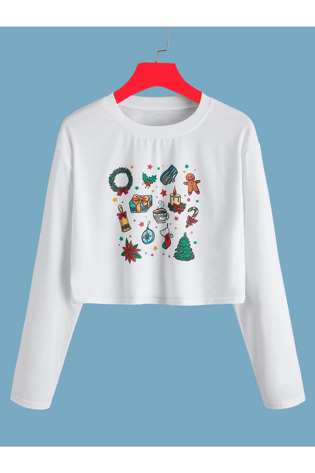 Wonderful Christmas Time Sweater
