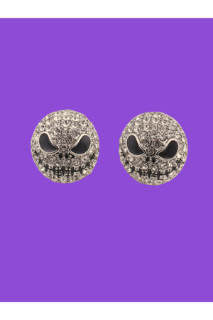 Skellington Earrings