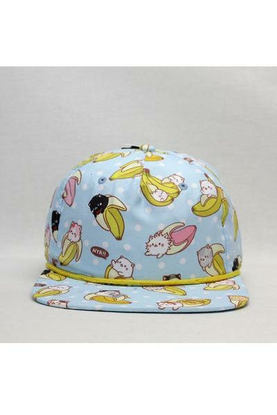 BANANYA : All Over Print Snapback