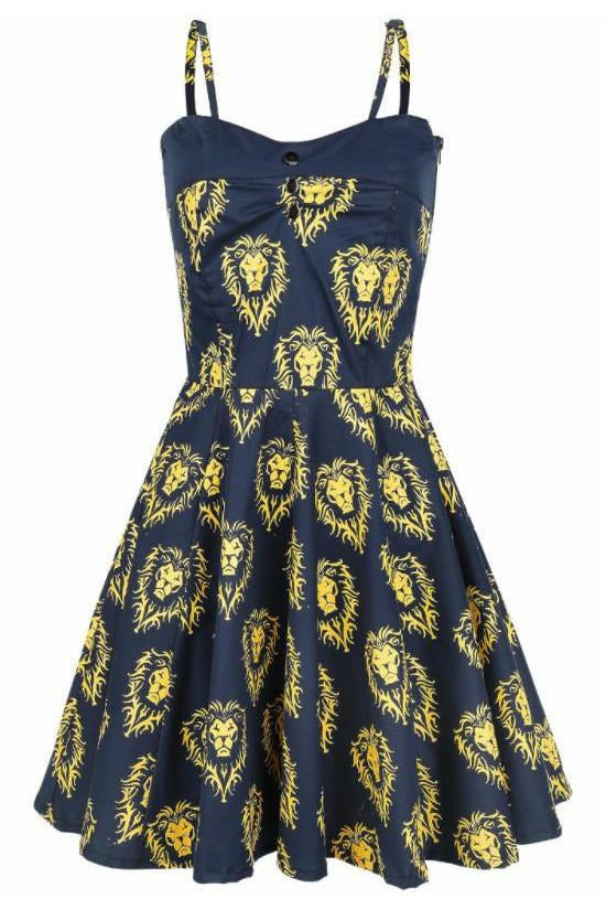 Warcraft Alliance Dress