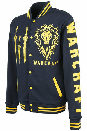 Alliance Rise Up Varsity Jacket - Soft Kitty Clothing