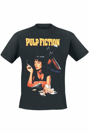PULP FICTION : MIA WALLACE T-SHIRT