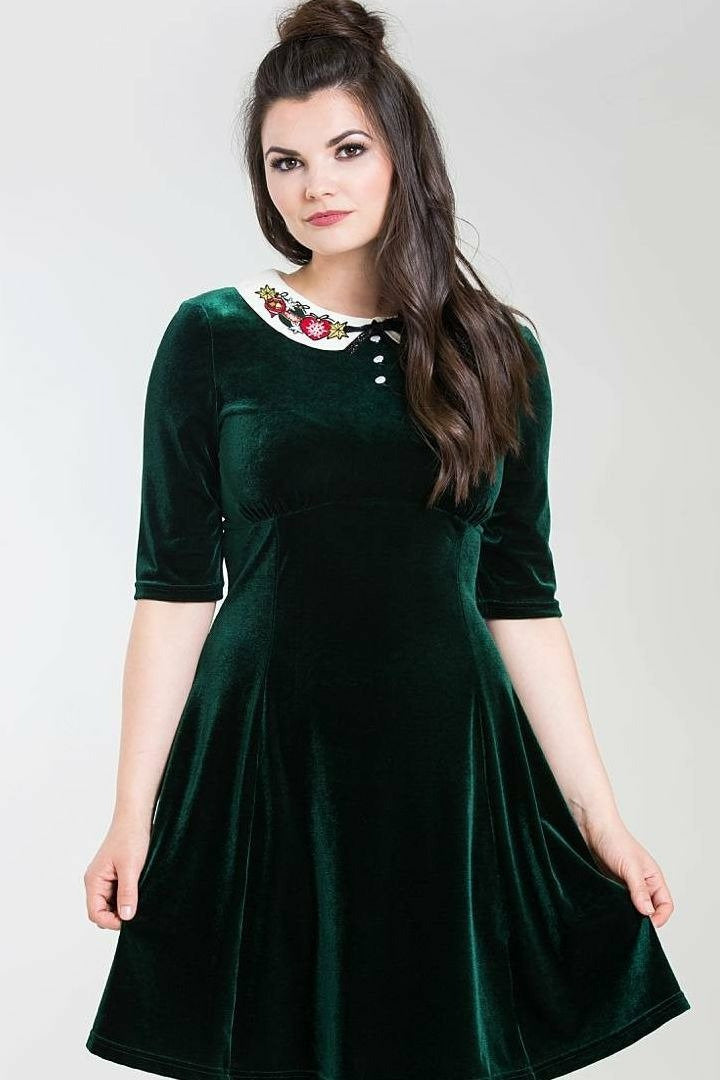 Christmas Bauble Dress