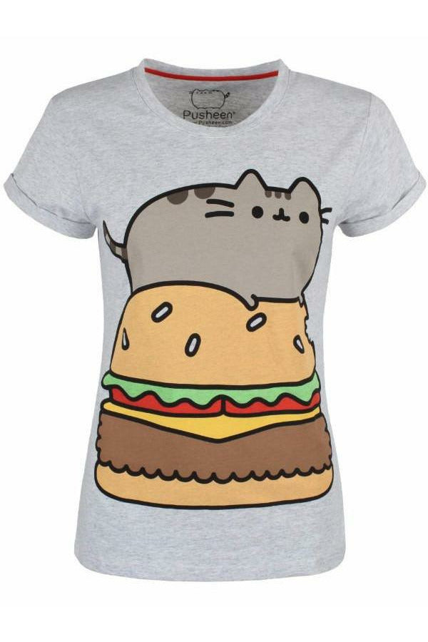 Pusheen Burger