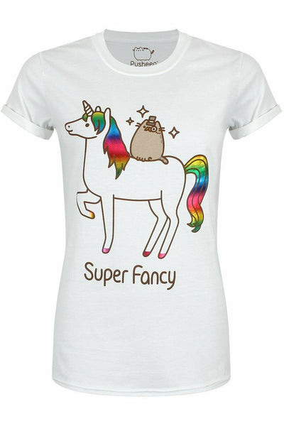 Super Fancy Pusheen T-Shirt