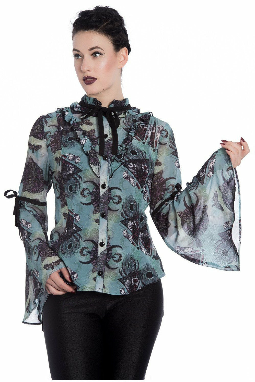 After Death Blouse