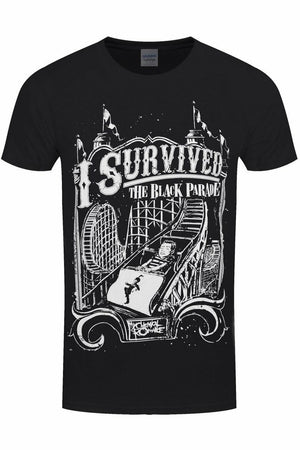 My Chemical Romance : I Survived The Black Parade T-Shirt