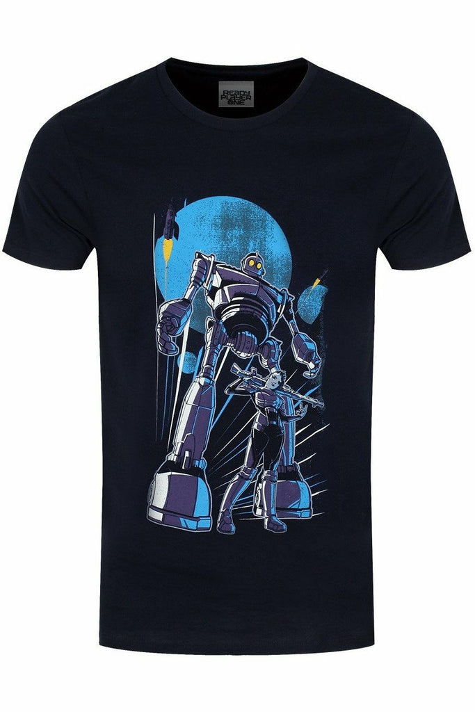 Ready Player One - Iron Giant T-Shirt