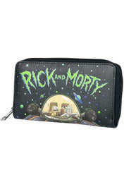 Rick and Morty UFO Purse