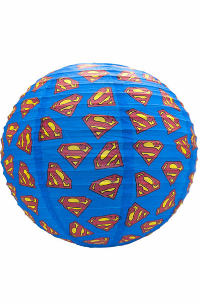 Superman Paper Light Shade