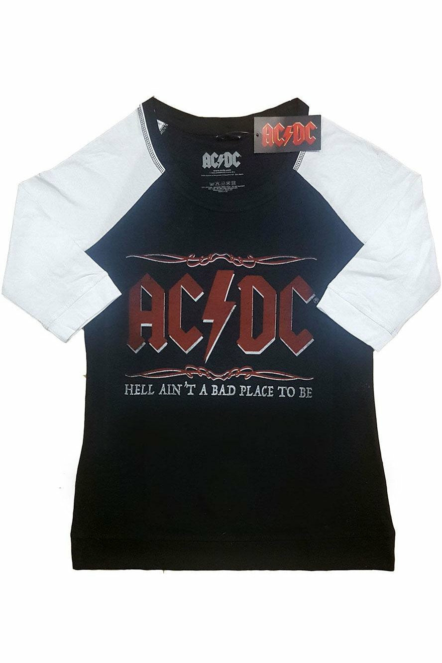 AC/DC : Hell Ain't A Bad Place To Be Raglan