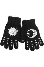 Celestial Knit Gloves