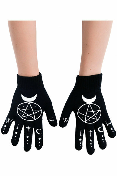 Witchy Gloves