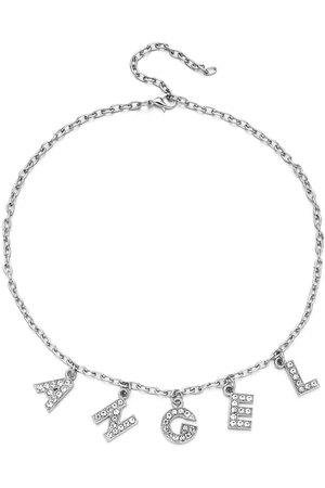 Angel Diamante Necklace