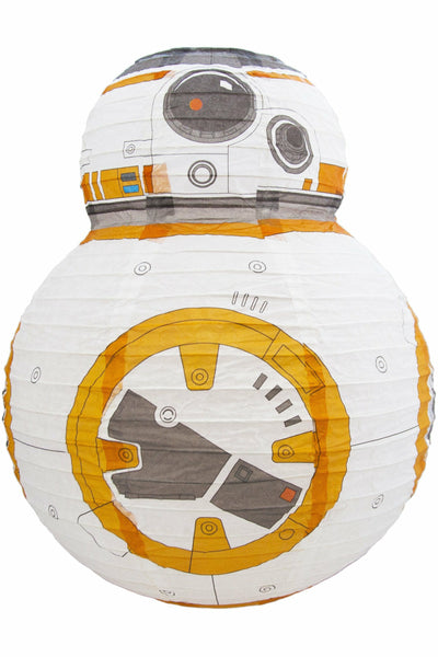 BB-8 Paper Light Shade
