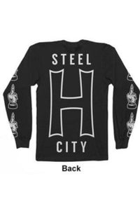 Bring Me The Horizon : Devil Hands Long Sleeve Top