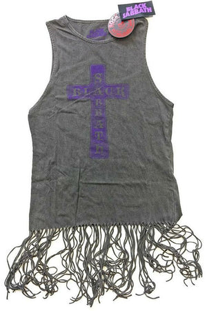 Black Sabbath Tassel Dress