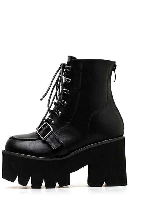 Lilith Platform Boots