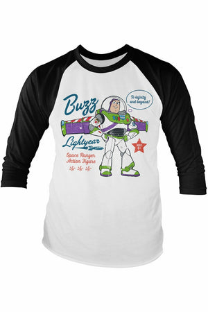 Toy Story : Buzz Lightyear Baseball Top