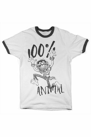MUPPETS : Animal T-Shirt