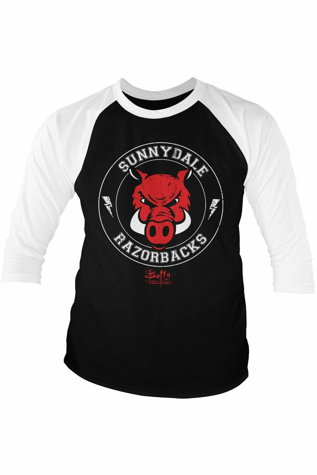 Buffy The Vampire : Sunnydale Razorbacks Baseball Top