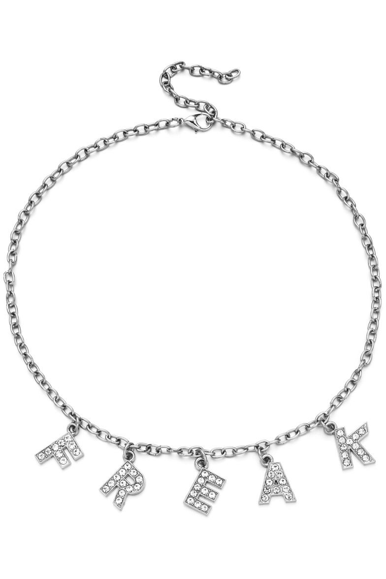 Freak Diamante Necklace