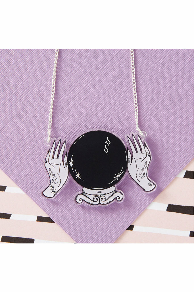 Fortune Ball Necklace