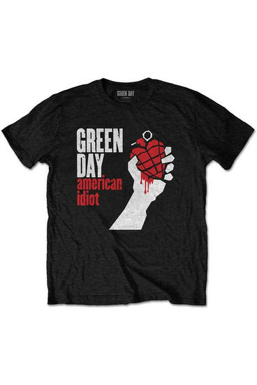 Green Day : American Idiot T-Shirt