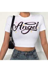 Angel Two Moods T-Shirt