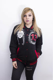 I Hate Wednesdays (Addams Family) Varsity Jacket
