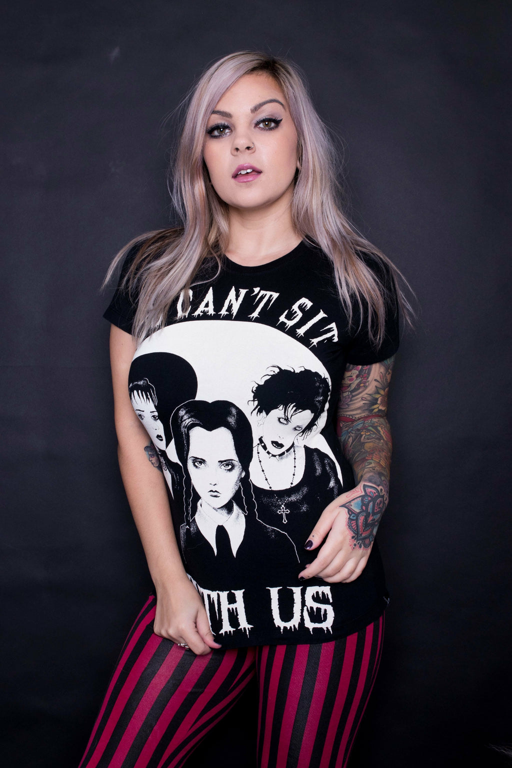 You Can't Sit With Us T-Shirt