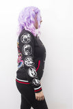 Power Rangers Varsity Jacket