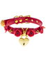 Diarmuid PU Heart Collar