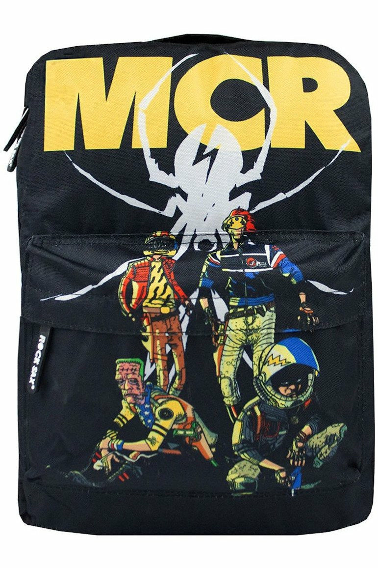 My Chemical Romance : Killjoy Backpack