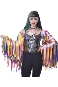 Harley Quinn x Birds Of Prey Wings Jacket
