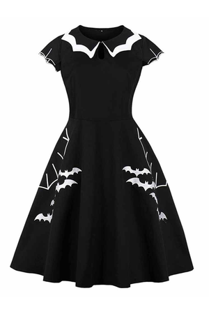 Mona Bat Dress