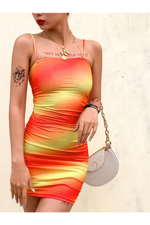 Calypso Bodycon Dress