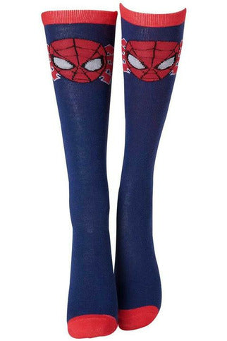 Spider-Man Knee High Socks