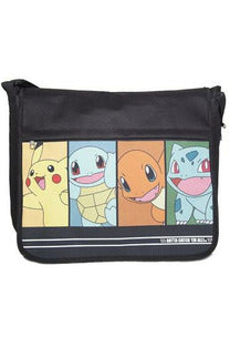 Starting Pokemon Messenger Bag