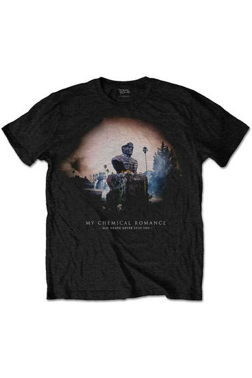 My Chemical Romance : May Death Never Stop You T-Shirt