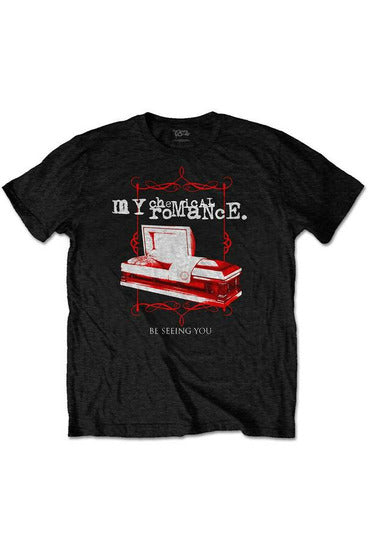 My Chemical Romance : Coffin T-Shirt