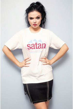 Satan Natural Hell Water T-Shirt